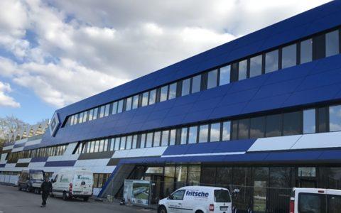 HSV Nachwuchs-Leistungszentrum am Volksparkstadion