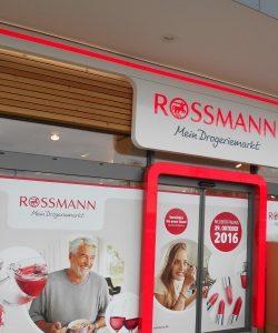 Rossmann Filiale in Weiden mit Rapiro Gebäudetechnik